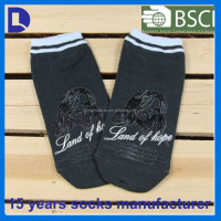 2015 hot selling cotton photo print sex young boy tube socks
