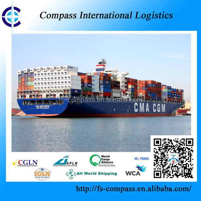 International logistics forwarder with best price shipping from China to Miami USA
