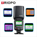 TRIOPO Camera flash TR-985C/N colorful LCD display .TTL as well as HSS 1/8000s