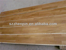 Three strip russian white oak engineered wood flooring 3-strip engineered wood flooring