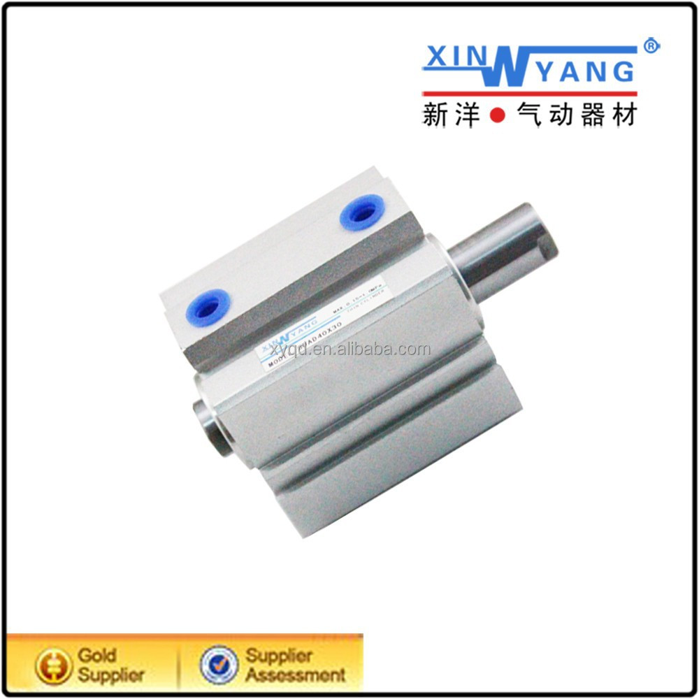 SDA slim compact air cylinder With magnet