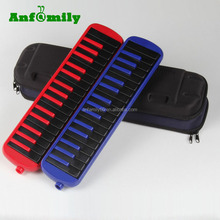 High Quality Musical Instrument 32 Key Melodica with EVA bag