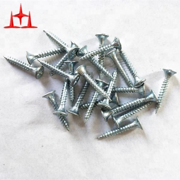 E.G <strong>Drywall</strong> <strong>Screw</strong> with fine thread 3.5mm X 18mm 1000 pcs per box manufactured in China