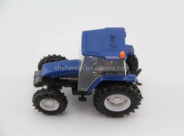 1:32 diecast scale tractor model