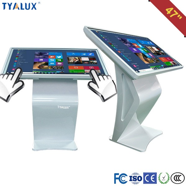 47 inch digital signage touch screen