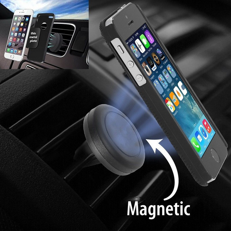 Promotion Custom mobile phone holder Car phone holder magnetic car holder new product 2017