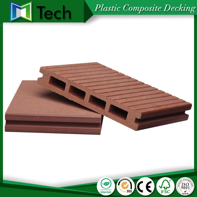 Best quality beautiful design wpc clips outdoor wood plastic composite wainscoting
