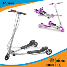 Trade assurance foot swing frog scooter for kids and adult