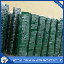 HOT!!!!!professional supplier High quality hot dipped galvanized mild steel welded mesh