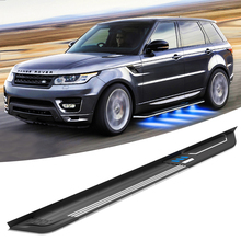 China best suppliers range and rover sport side steps for running boards quality assurance