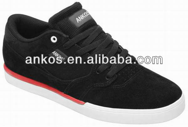 sneakers 2016 hotsale man skateboard shoes and good quality size 35 to 46