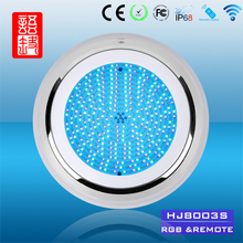 CE FCC and RoHS Ip68 surface mounted led swimming pool light