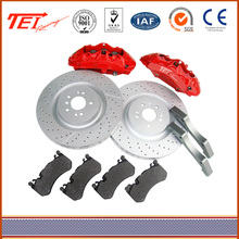 TEI Best Performance Aluminum Forged Lightweight Strong brake dics With 2 Years Warranty For All Auto Cars