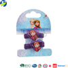FJ brand frozen hot sale hair accessories sets beautiful hair bands for babies children's hair tie