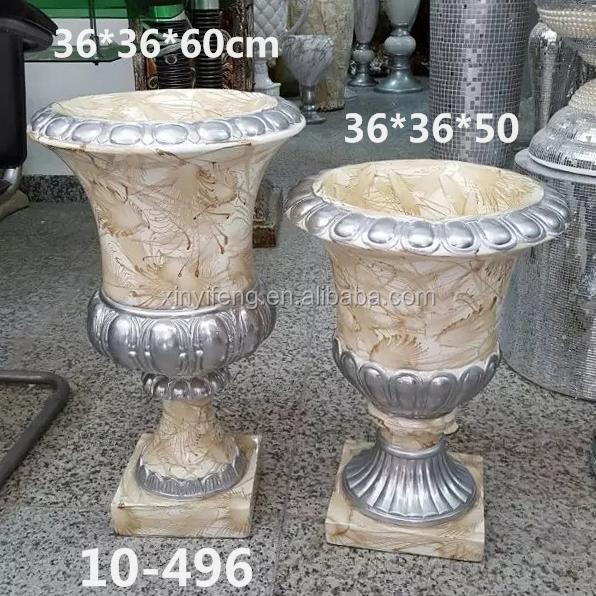 Special Resin Floor Floarr Vase Home Decoration Factory Outlet