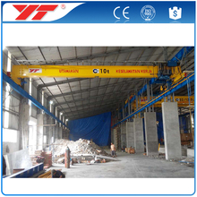 Workshop machine shop Use indoor 5ton 10 ton industrial overhead electric crane for sale