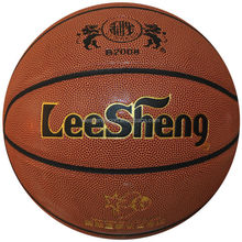 Quality assured of butyl bladder size 7 basketball leather ball