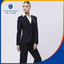 Popular women business suit for spring autumn and winter