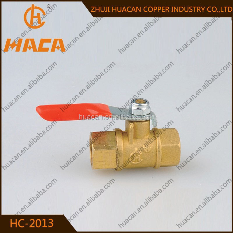 Female Equal ball valve