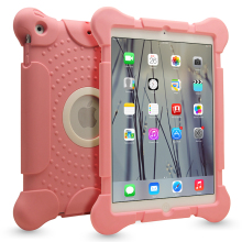 New Shockproof Cover for Apple iPad Mini 4 Kids Safe Soft Silicone Case