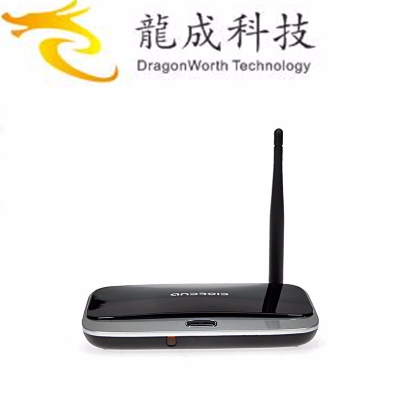 2016 H.265 decorder Amlogic S805 Quad Core smart Android 4.4 set top tv box with XBMC KODI WIFI