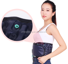 Inflatable Lumbar Traction Belt Massager Decompression Back Belt Device