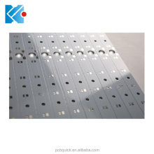 printed circuit board maker Mirror plate aluminum pcb circuit board
