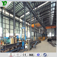 ss400 a36 h shape steel structure column beam scrap