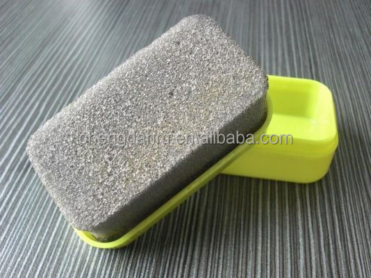 Made-in-china microphone shaped sponge