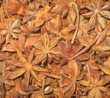 high quality star aniseed without stems