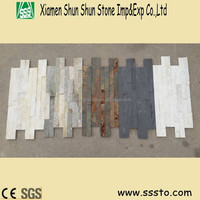 Natural stone veneer culture slate tile from china