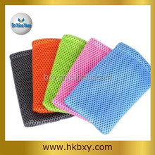 Colorized Drawstring Mesh Pouch for Mouse or Mobile Phone