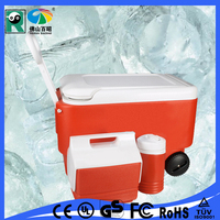 high quality mini thermal insulation plastic factory wholesale cooler box