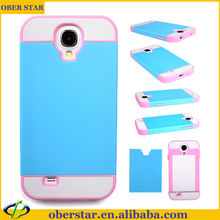 Hybrid Silicon+PC NX Candy Case for Samsung Galaxy S4/I9500