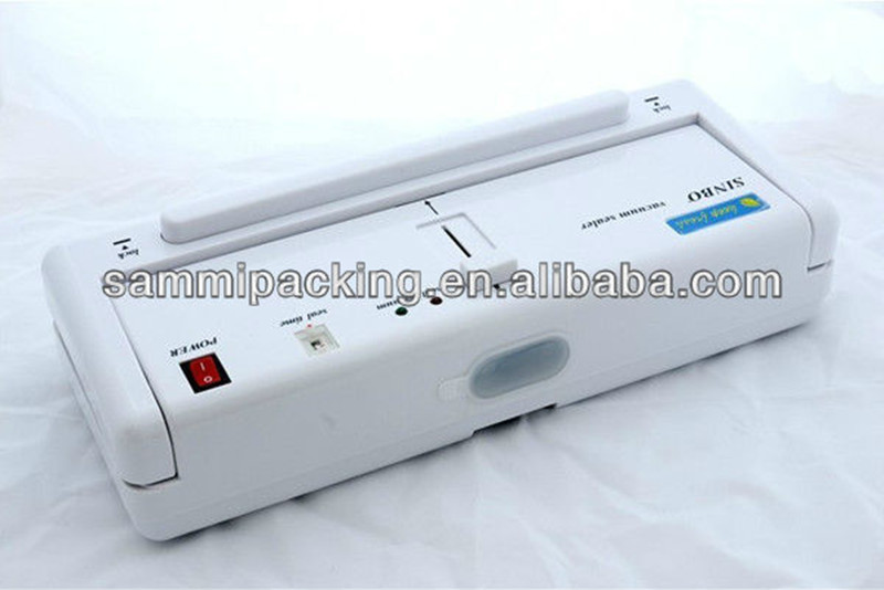 New style Low cost normal external vacuum packing machinery