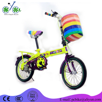 "Smallest folding bicycle folding bike 16""/pocket bike for sale"
