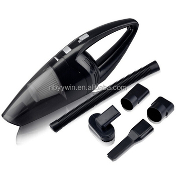High Power 12 V Portable Car Vaccum Cleaner Wet & Dry Vaccum Cleanervv