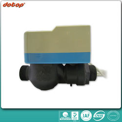 Professional smart wireless remote 3.6v water meter for measuring the volume of water flow with CE certificate
