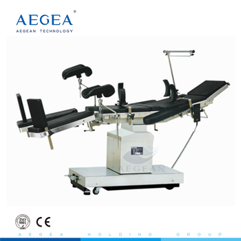 AG-OT021 multifunctional operation adjustable surgical table for sale