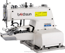BS 373 BUTTON MOUNTING SEWING MACHINERY, BUTTON ATTACHING STITCH INDUSTRIAL SEWING MACHINE