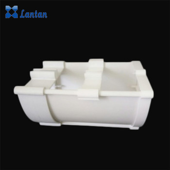 Hot sales PVC materials NFT Gutter channel for hydroponic growing systems