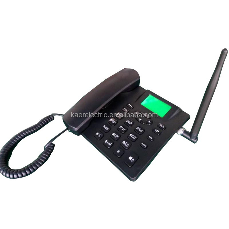 Dual SIM GSM fixed wireless desktop phone KT1000(181)