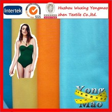 polyester spandex fabric for swimsuit material with high quality