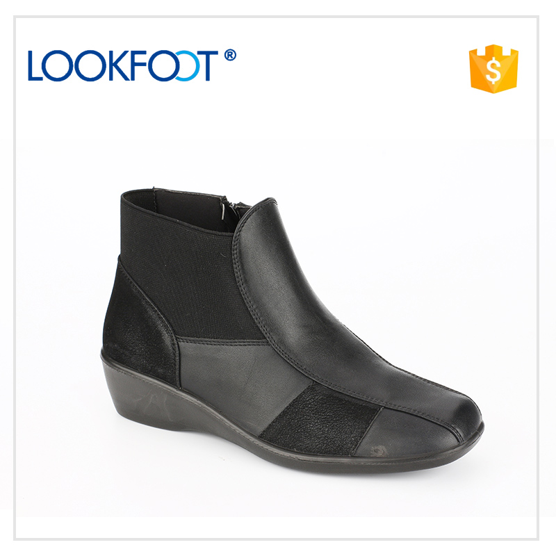 solid reputation flexibility leather shoes boots professional