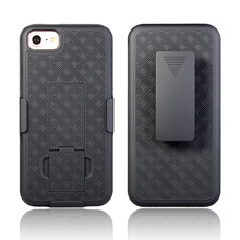 Alibaba Customized Decorative Holster Combo Belt Clip Case for iPhone 6 6s