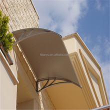 Lanyu 100% virgin Outdoor DIY balcony canopy rain cover