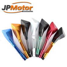 JPMotor - Triangle universal cnc motorcycle rearview mirror