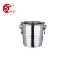 Stainless Steel Champagne Bucket Wine Cooler Ice Bucket