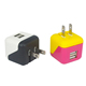Hot Sale Mini Dual USB 2 Ports Home Charger Folding Plug USB Wall Charger
