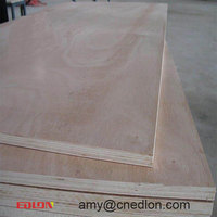 China Manufacturer 100% Full Birch Plywood Commercial Plywood